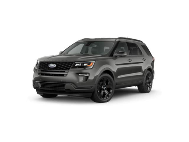 new 2019 Ford Explorer Sport SUV for sale in Dearborn